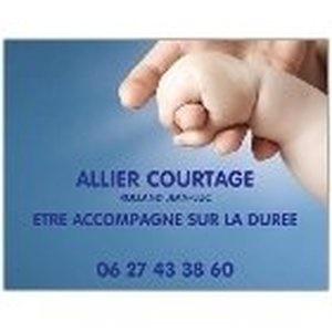 Logo Allier Courage
