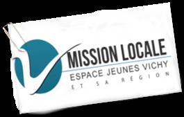 Logo Mission Locale Vichy